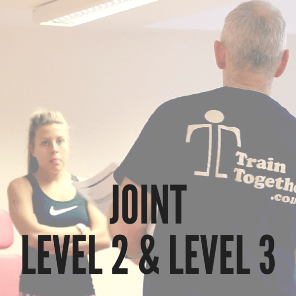 bb1527de5a0 Joint Level 2 Gym Instructor   Level 3 Personal Trainer Course ...