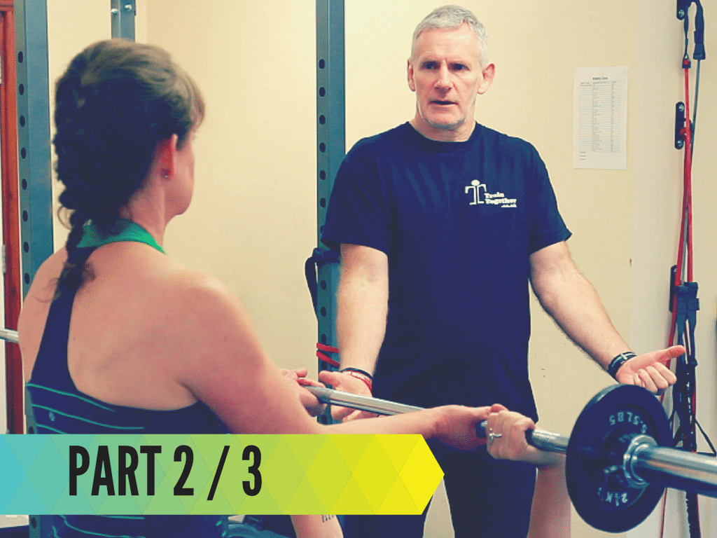 Becoming a Qualified Fitness Instructor Part 2 of 3