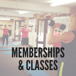 Memberships & Classes