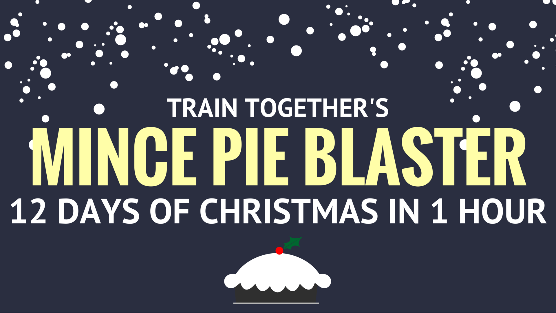 Join our Festive Workouts!