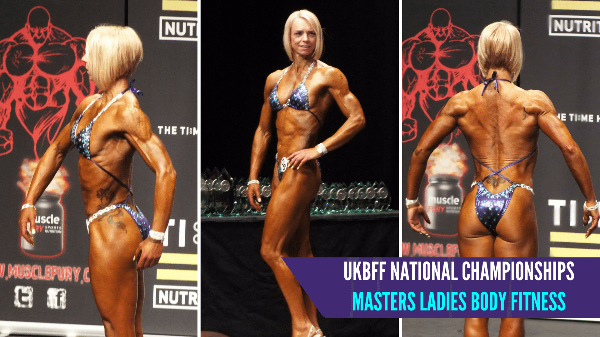 UKBFF Body Fitness Champion