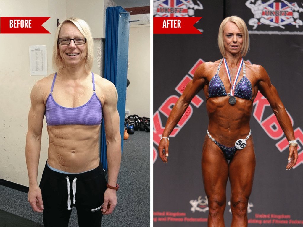 UKBFF Front View