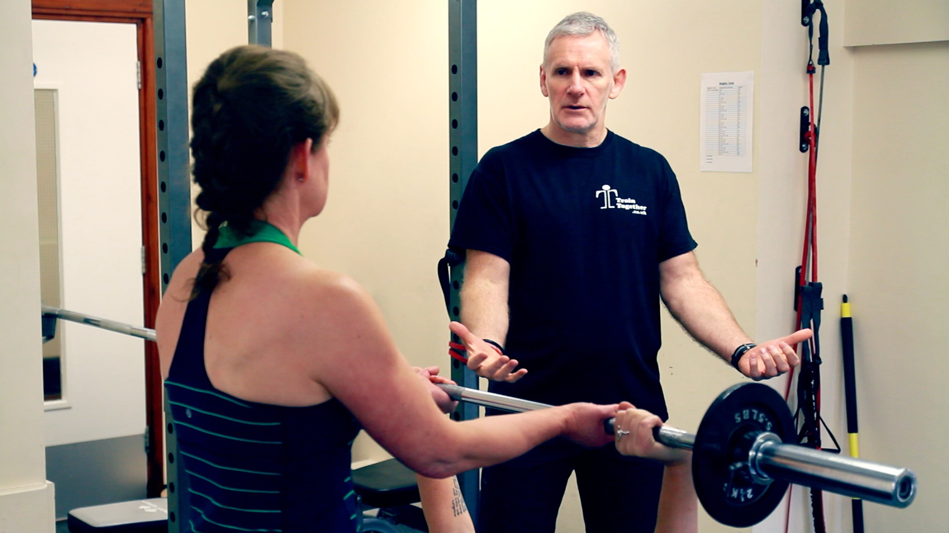 How do you choose a personal trainer?